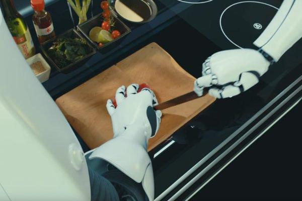 moley el robot que cocina