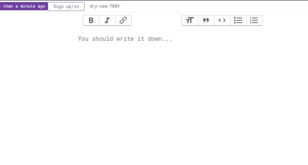 papir la aplicacion para tomar notas