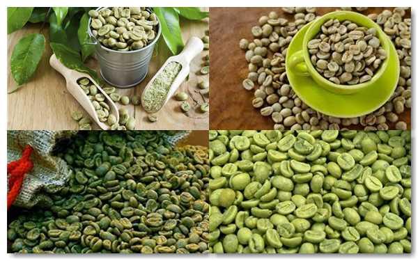 ventajas del cafe verde