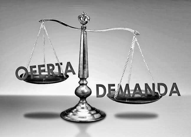 definicion de oferta y demanda
