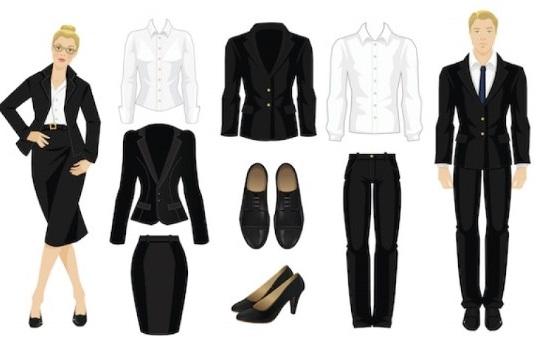 como debemos ir vestido a una entrevista de trabajo