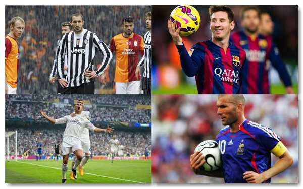 datos curiosos sobre futbolistas famosos