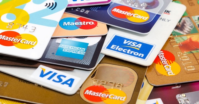 errores al usar la tarjeta de credito