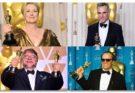 los famosos con mas oscares de la historia