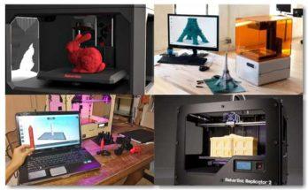 que puede crear una impresora 3D ?